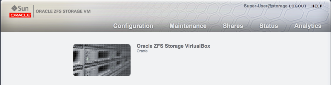 Hack : Oracle ZFS Storage Appliance Simulator